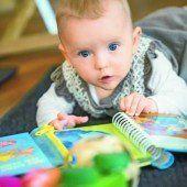Babyfreuden lassen die Geburtenstatistik aufblühen