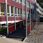 Gymnasium in Bludenz ist bald barrierefrei