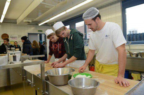 Einer von 160 Lehrberufen in Vorarlberg: Bäcker.  Foto: BIFO