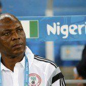 Afrika-Cup-Quali: Für Nigeria eine Tragödie