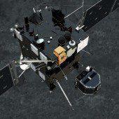 Rosetta: Probleme bei Landung