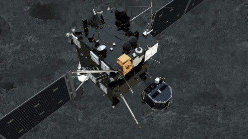Von der Mission erhoffen sich Wissenschafter neue Erkenntnisse über die Frühzeit des Sonnensystems und die Herkunft des Wassers auf der Erde.