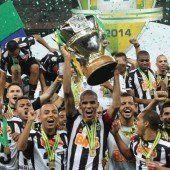 Mineiro holt ersten Cuptitel