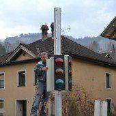 Bald mehr Sicherheit für Linksabbieger in Götzis