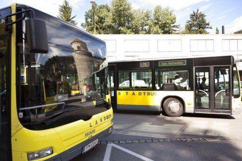 Fahrplanänderungen werden im Bürgerforum kritisiert. lisa mathis