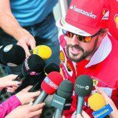 Alonsos Vertrag hat Klauseln