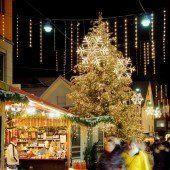 Weihnachten in Bregenz