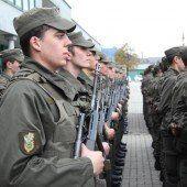 Bataillon 23 verliert Soldaten
