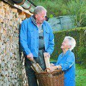 Gut leben im Alter