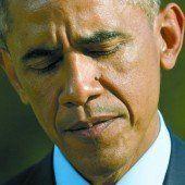Millionen US-Bürger rechnen mit Präsident Barack Obama ab
