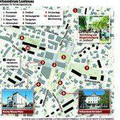 Masterplan für Lustenau