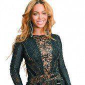 Bei Popstar Beyonce klingelt die Kassa