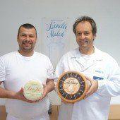 Gold und Bronze für Vorarlberg Milch