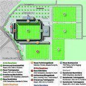Der SCR Altach lebt den Stadiontraum