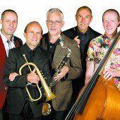 Jazzquintett Südlich von Helsinki: Samstag, 20.30 Uhr, Jazzclub Lindau