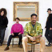 Power-Quartett aus London zu Gast im Spielboden Dornbirn
