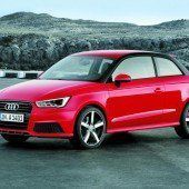 Feinschliff für den Audi A1
