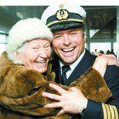 Die Taufpatin und der Kapitän
