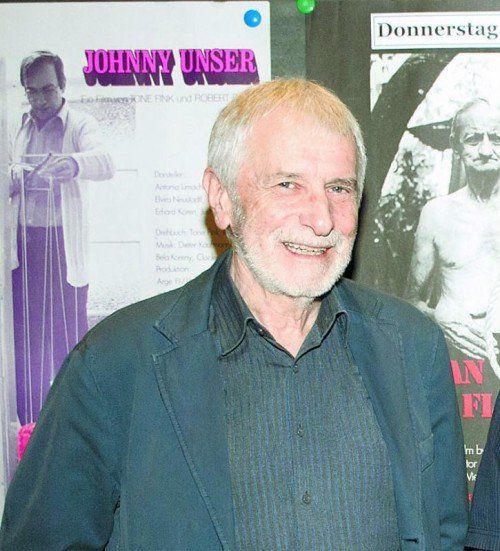 Filmemacher Robert Polak arbeitet bereits am nächsten Werk.