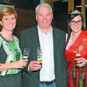 Regionaler Biergenuss, heimische Leckerbissen