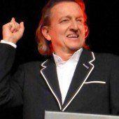 Markus Linder an Ma hilft-Gala