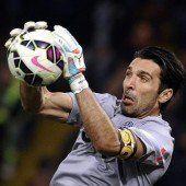 Chiellini und Buffon bleiben Juventus treu