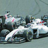 Nico Rosberg hat vorgelegt