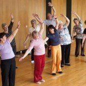 Beweglich bleiben bis ins hohe Alter