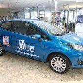 Ein neues Auto für die Miss Vorarlberg 2015