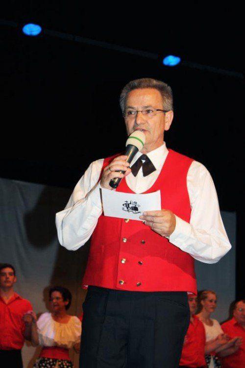 Hubert Ortner ist neuer Obmann des Heimatwerks.  Foto: VN