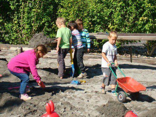 In den Bereichen Kindergärten und Schülerbetreuung bleiben die Abgaben in Lustenau gleich. Foto: fho