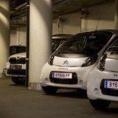 Reichweite bremst E-Autos im Landesdienst