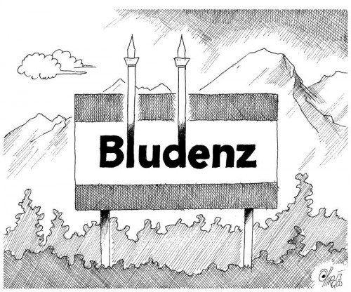 """In Kürze """"Alpen-Moschee-Stadt""""!"""