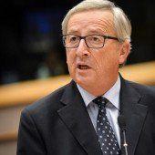 Juncker in der Offensive