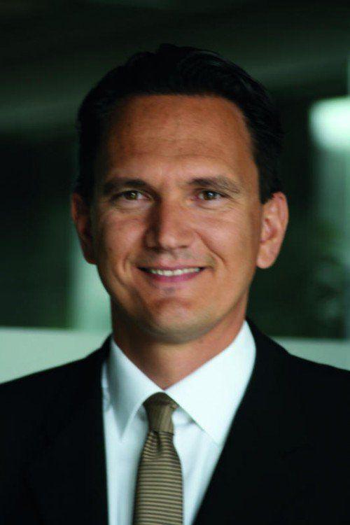 Jürgen Rupp, Teamleiter Wertpapier Consulting Raiffeisenlandesbank.
