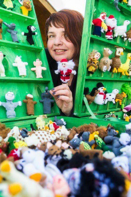 Karin Vogler aus Altach unterstützt mit ihrem Projekt bedürftige Menschen in Bolivien.  Foto: VN/Steurer