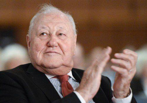 Karl Blecha (81) wurde als PVÖ-Präsident bestätigt.  Foto: APA