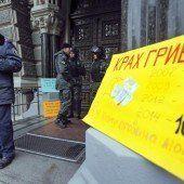 Sanktionen für Rebellen