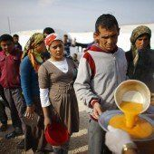 Fluchtwege für Syrer zu