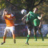 Dornbirner SV festigt mit 3:0-Heimsieg gegen Gaißau den ersten Rang