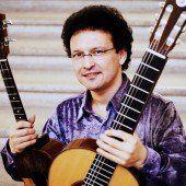 Südamerikanische Gitarrenklänge