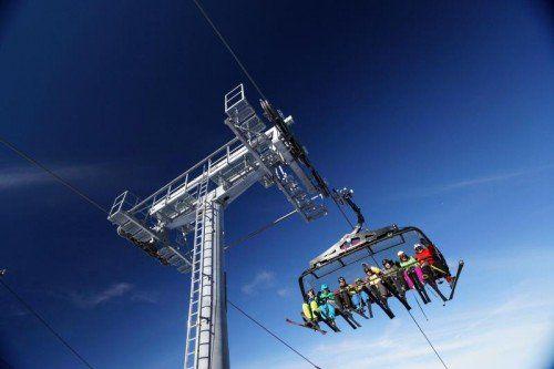 Letzte Arbeiten in den Skigebieten werden derzeit abgeschlossen, die Saison kann beginnen. Foto: Berchtold