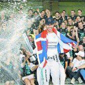 Hamilton kürte sich zum Champion