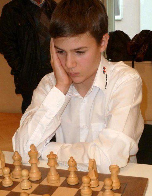 Luca Kessler wurde ÖSB-Unter-18-Meister. Foto: Privat