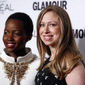 Clinton und Nyongo sind die Frauen des Jahres