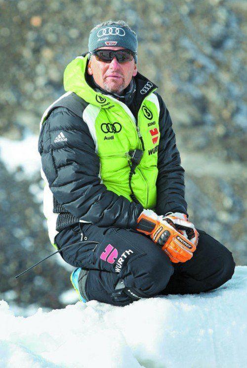 Mathias Berthold bringt neuen Schwung ins deutsche Skiteam. Foto: apa