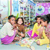 Den Kindern in Not ein Überleben ermöglichen