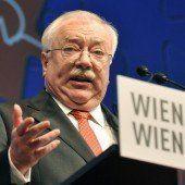 Häupl seit 20 Jahren Wiener Bürgermeister