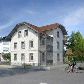 Wohnhaus wird nach alten Bauplänen neu aufgebaut