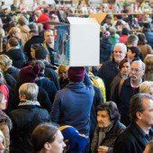 30.000 stürmten Flohmarkt